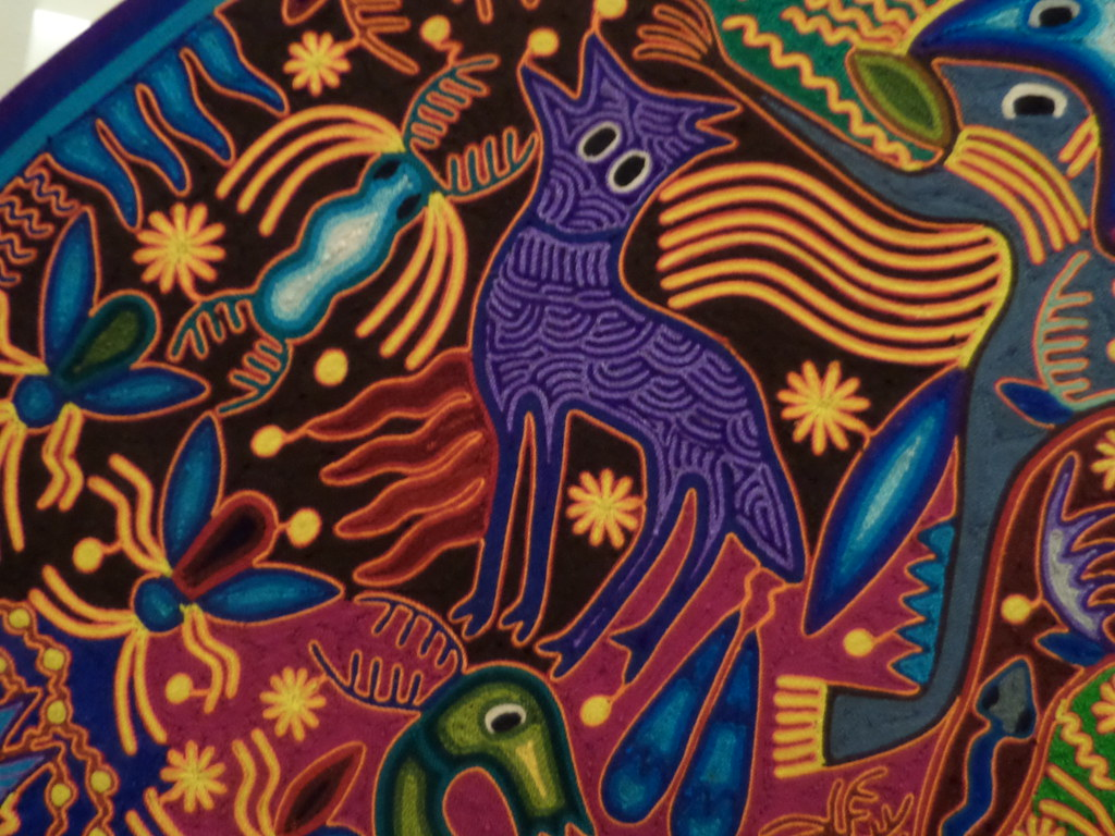 Arte Huichol Hd The World S Best Photos Of Arte And Huichol Flickr Hive Mind