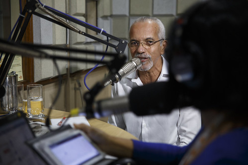 Entrevista na Ilha FM 27/10