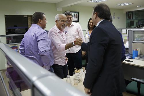 Debate na TV Sergipe 28/10