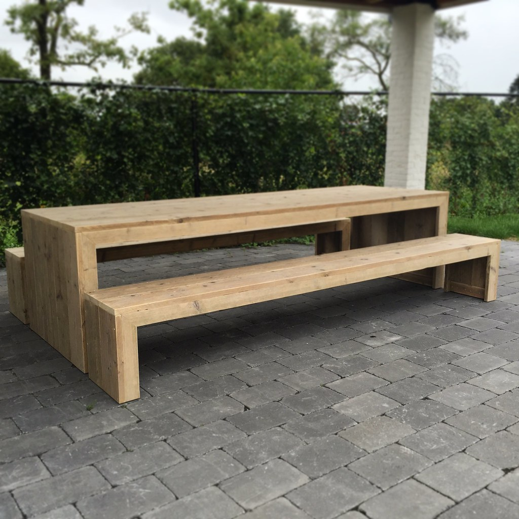 Steigerhout Tafel Op Wielen The World S Most Recently Posted Photos Of Steigerhouten