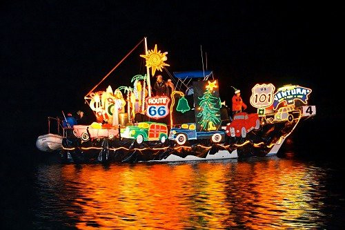 "SAN DIEGO CA USA - ""San Diego Bay Parade of Light""  Dec. 13 and 20 Sunday - 5:30pm - More than 80 vessels will be illuminating San Diego Bay. Approx 2 hours. • <a style=""font-size:0.8em;"" href=""http://www.flickr.com/photos/134158884@N03/23811144985/"" target=""_blank"">View on Flickr</a>"
