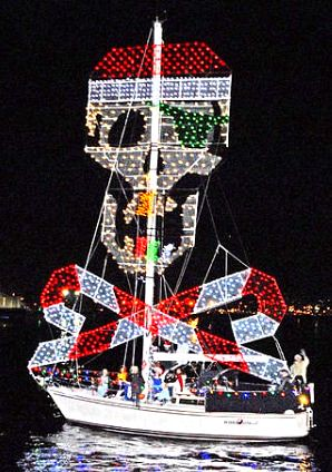 "SAN DIEGO CA USA - ""San Diego Bay Parade of Light""  Dec. 13 and 20 Sunday - 5:30pm - More than 80 vessels will be illuminating San Diego Bay. Approx 2 hours. • <a style=""font-size:0.8em;"" href=""http://www.flickr.com/photos/134158884@N03/23811142745/"" target=""_blank"">View on Flickr</a>"