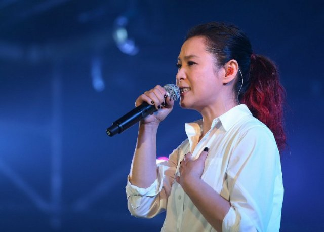 劉若英相隔2年開個唱 獨處享自由