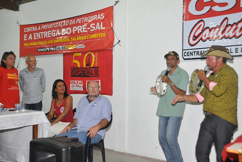 Debate com Petroleiros 14/10