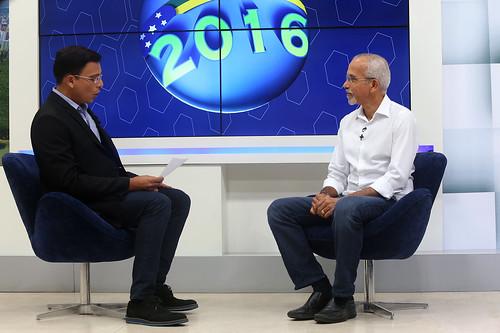 Entrevista na TV Atalaia 06/10