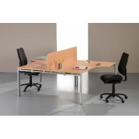 Ergonomic Office Desk - 2 person | Flickr - Photo Sharing!