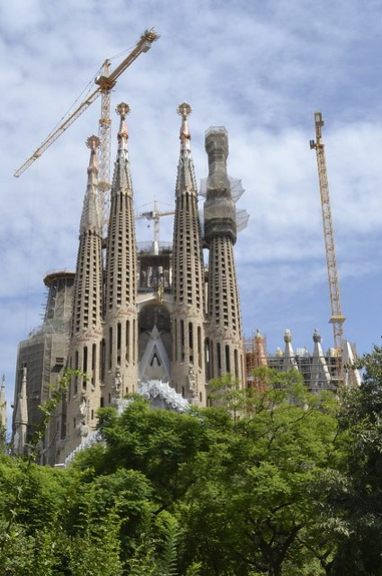 Weekend in Barcelona_Sagrada Familia