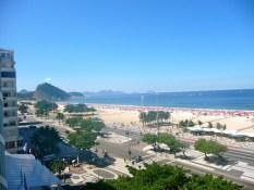 Reader AM Copacabana Palace Hotel Rio de Janeiro Brazil 812am
