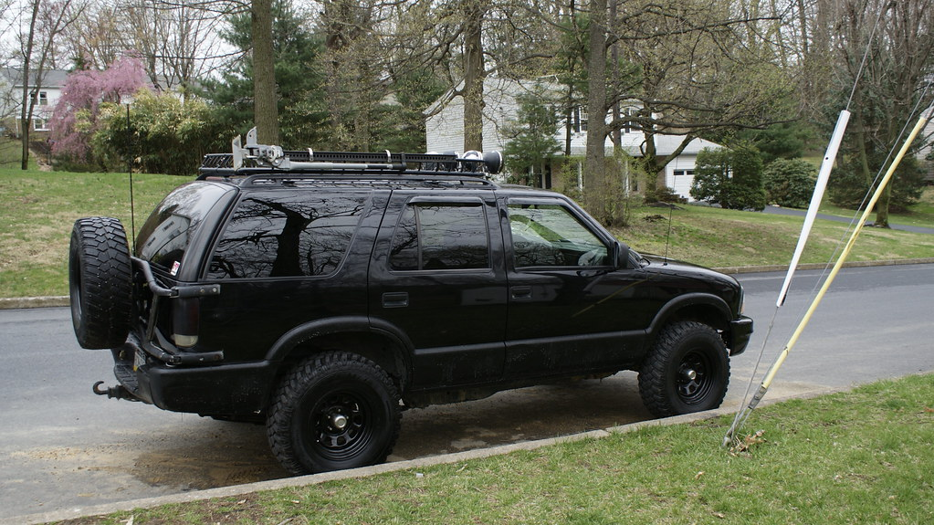Want To Do A Suspension Lift Page 2 Blazer Forum