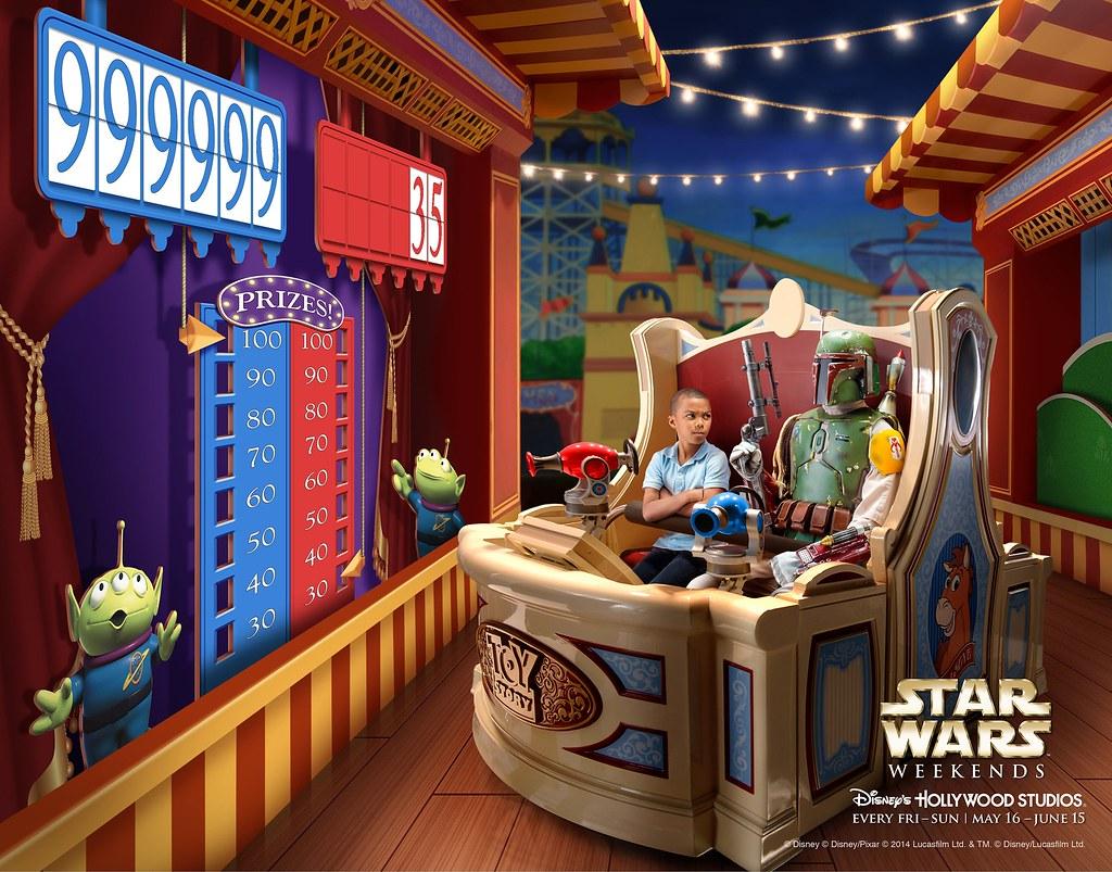 WaltDisney - Star Wars Bobba Fett