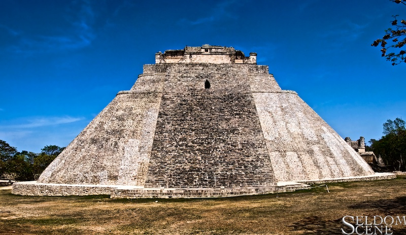 Pyramid of the Magician, Uxmal