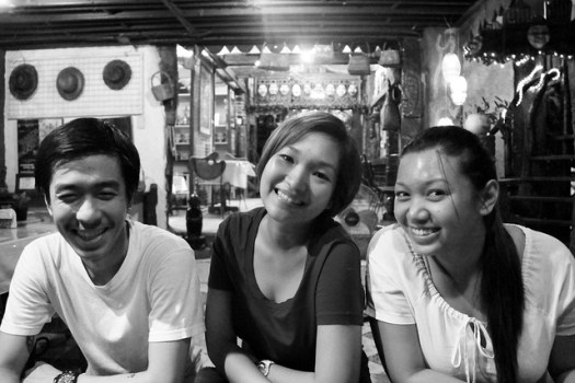 Law School Classmates at Nemiranda's Arthouse Cafe, Angono, Rizal