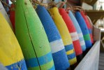 Colorful Buoys