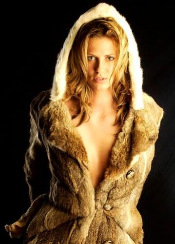 Heather Snow Bunny