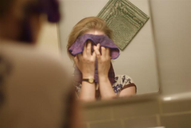 Day 63: Face Washing