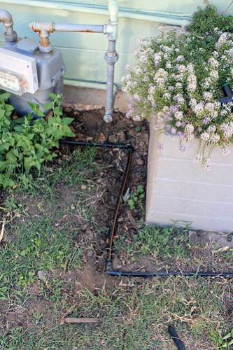 DIY Irrigation System
