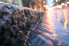 Spring street drain