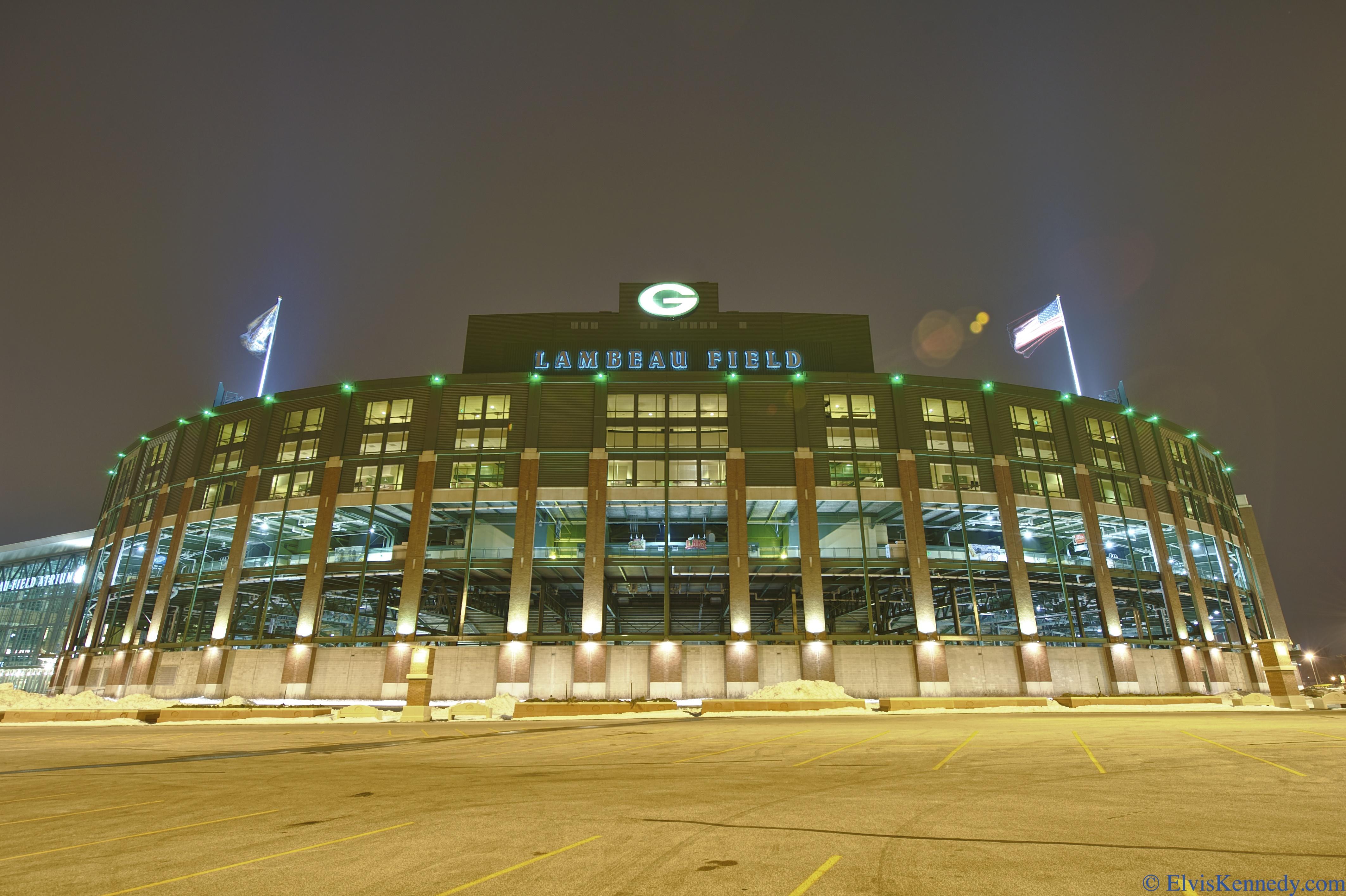 Green Bay Packers Wallpaper Hd Lambeau Field In Hdr Flickr Photo Sharing