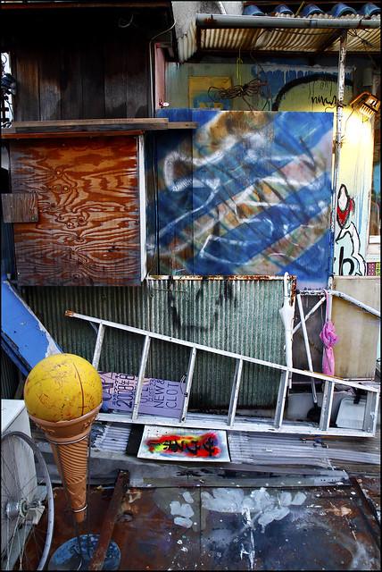 Tuukka13 - Tokyo Shopping & Sightseeing - Kitakore Complex, Koenji - 2012 - 9