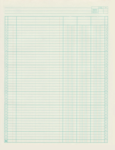 blank ledger sheet - Intoanysearch