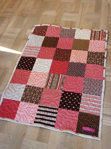 A quilt for Ronja