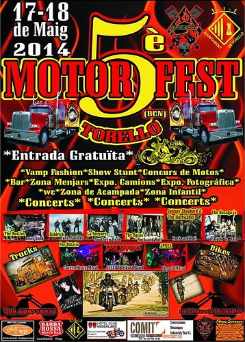 5 Motor Fest - Torelló