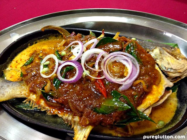 hotplate spicy fish