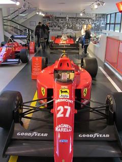 Ferrari F1/89