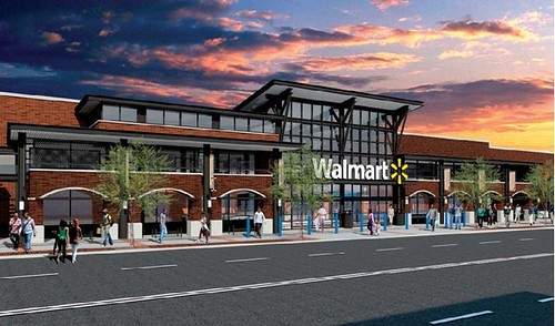 Rebuilding Place in the Urban Space Walmart opens two DC stores - walmart brookings sd
