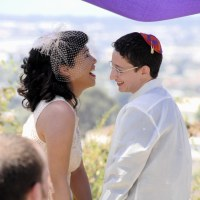 Juno & Noah's queer feminist interfaith wedding