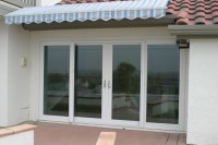 Uye Home: 6 Foot Sliding Glass Door