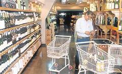 consumo supermercado