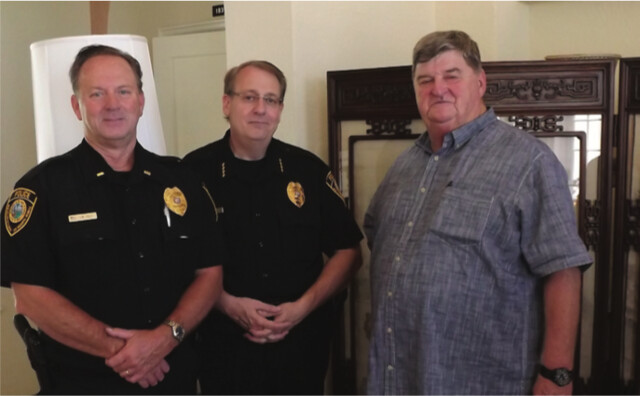 Photo courtesy of Blake Davidson