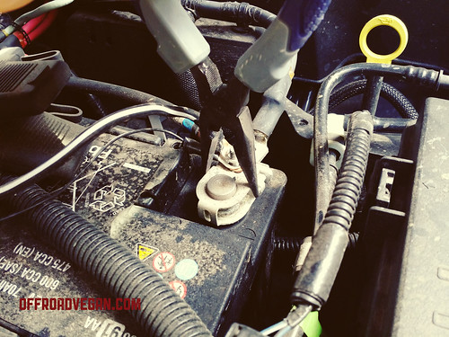 UPDATED Fixing the \u201cDashboard Christmas Tree\u201d in Jeeps Off-road Vegan