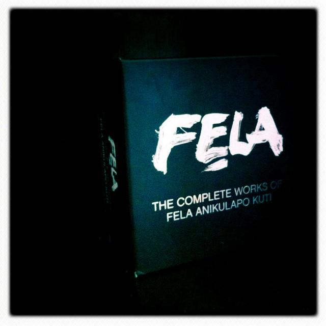 Fela Anikulapo Kuti - complete works