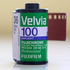 Fuji film Velvia