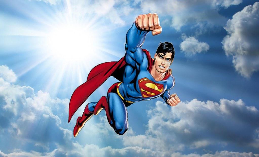 Create Animated Wallpaper Superman Flying 9 17 10 Monte Mendoza Flickr