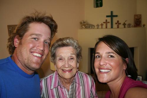 Cody, Gram, Me