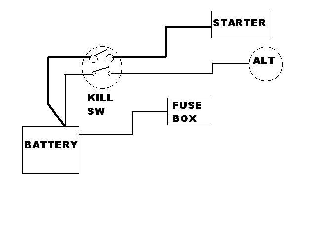 kill switch wiring page 1 lemons tech the 24 hours of lemons