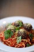 Spaghetti & Neatballs | The Arbor