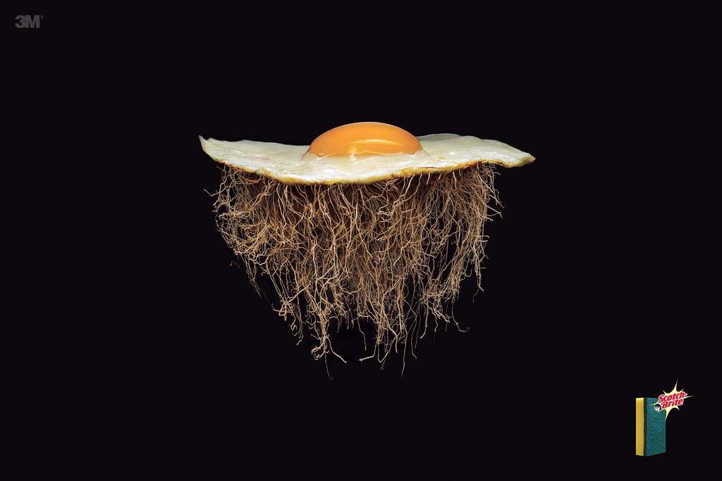 3M Scotch-Brite Heavy Duty Scrub Sponge - Roots 2