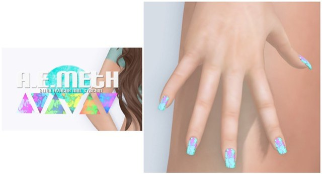 Aemeth nails