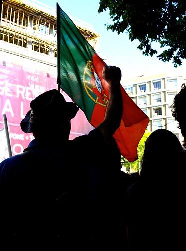 1st June Portuguese Anti-Troika Demonstration