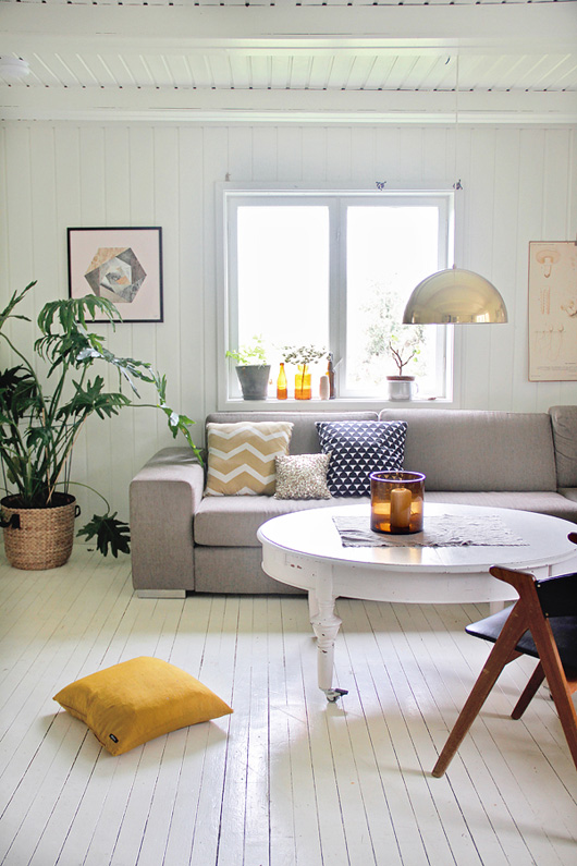 Norwegian Living Rooms