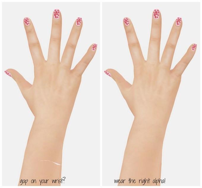 SLink hands