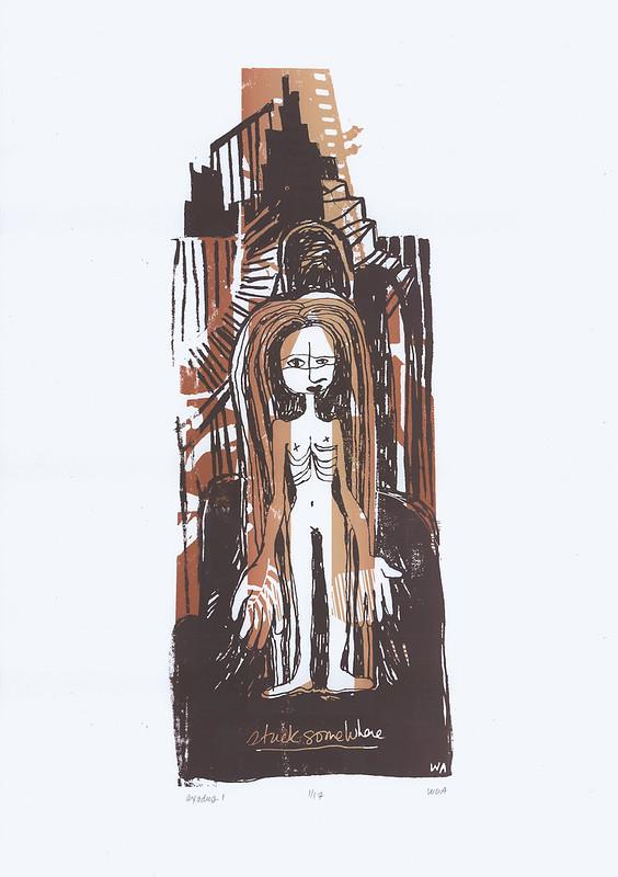 Exodus I - Woodie Anderson