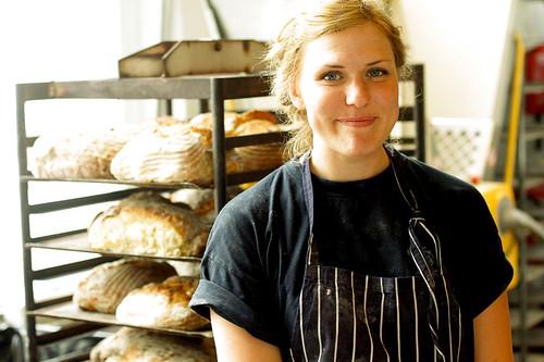Swedish bread baker