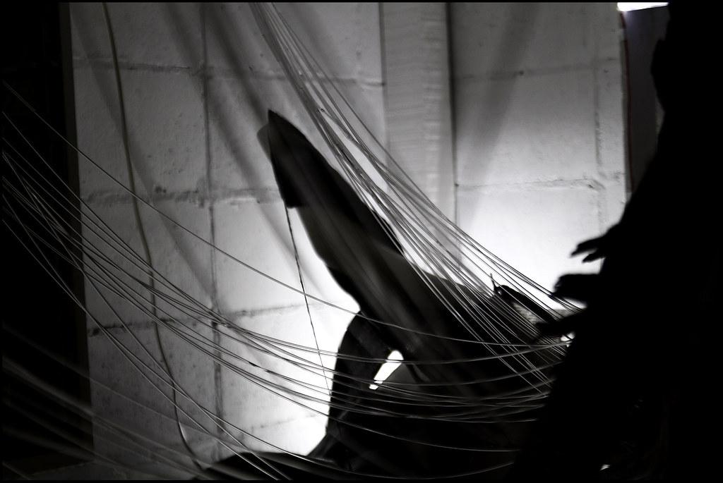 Tuukka13 - Araki Shiro Exhibtion 2012 - Subconscious Form - Garter, Tokyo - Kitakore Complex, Koenji - 1