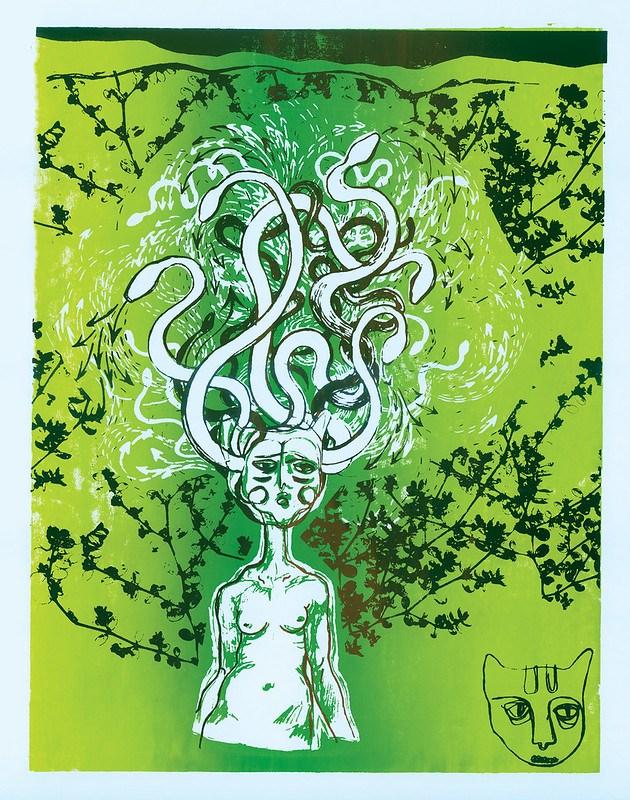 Medusa - Woodie Anderson