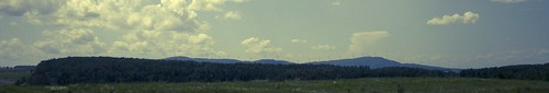 windmills panorama